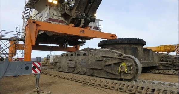 Awesome Compilation Of Heavy Duty Machines 11