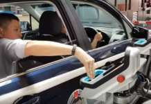 Brand New Car Clearance System Futuristic 1