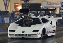 DRAG RACE Fastest Lamborghini Mighty Dodge Coupe 1