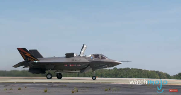 F 35 Joint Fighter Jet 2