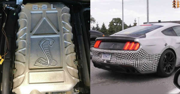 New Mustang GT500 Is Going To Be Powered By This Engine 111