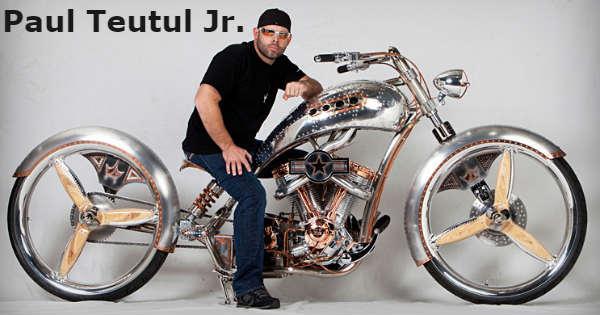 Paul Teutul Jr - Short Biography Career Highlights Net Worth 1