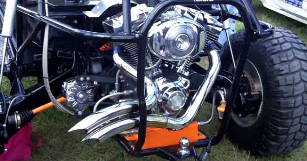 These Vehicles Are Powered By Harley Davidson Engines 2