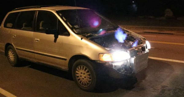 This Turbo Minivan Is Ridiculously Powerful 1