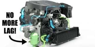Volvo Solves The Annoying Turbo Lag Problem 11