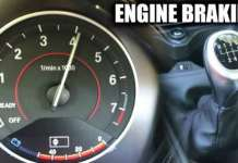 Engine Brake With A Manual Transmission 1