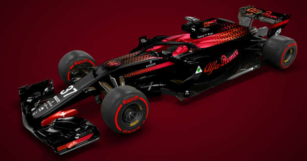 Formula 1 Welcomes Alfa Romeo! Again 2