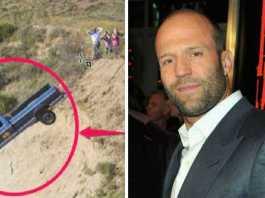 Jason Statham Truck Brakes Fail on SET 1