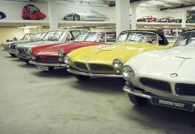 Massive Historical BMW Car Collection 1