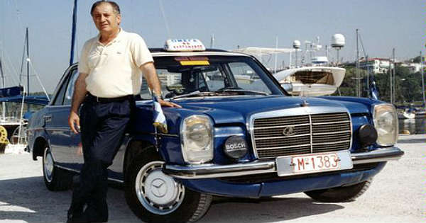 Record-Breaking Mercedes-Benz 200 D With 46 Million Kilometers 2