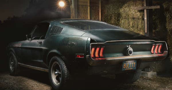 Image result for Steve McQueen's Legendary Bullitt Ford Mustang – Found At Last!