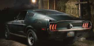 Steve McQueens Legendary Bullitt Ford Mustang - Found At Last 111