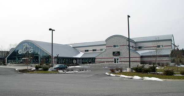 The Orange County Choppers HQ 2
