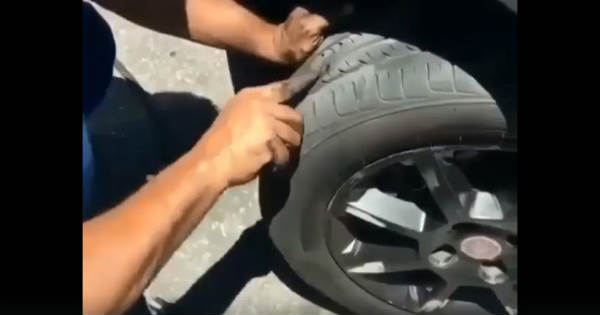 This Is How To Fix A Tubeless Tire In Seconds 1