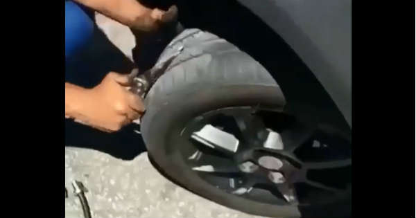 This Is How To Fix A Tubeless Tire In Seconds 2