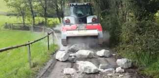 This PTM Stone Crusher This Machine Can Destroy Everything 22