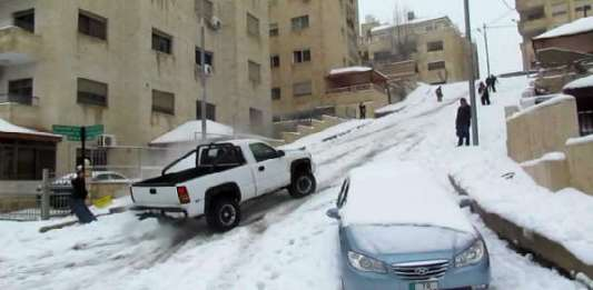 This Snow Challenge Can Be Tackled By Few Vehicles Only 1