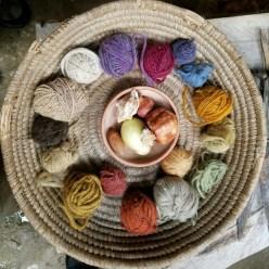 Hannah's yarn