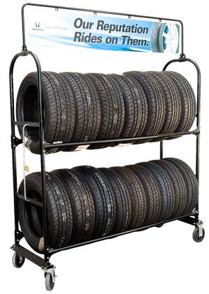 tire displays