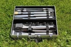 VonHaus 18 piece bbq set