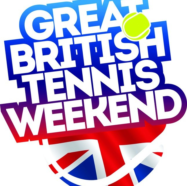 Great British Tennis Weekend 16th and 17th July #GBTW