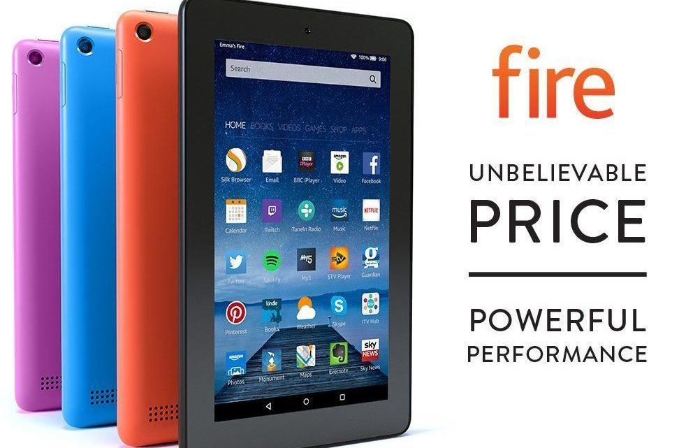 Win a Kindle Fire tablet thanks to Poki.com