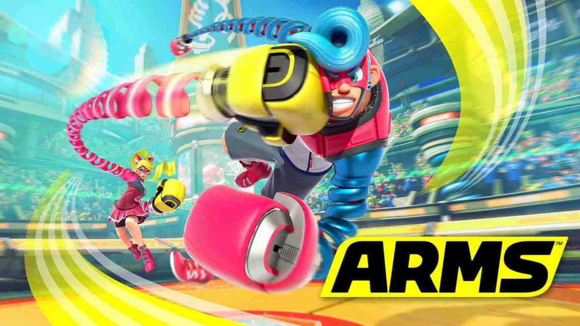 ARMS for the Nintendo Switch