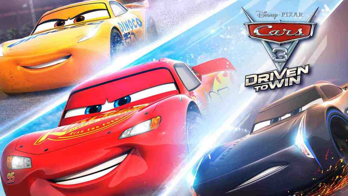 Cars 3 Driven to Win on PS4
