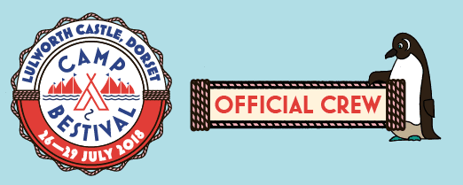 We are going to Camp Bestival 2018 as official bloggers