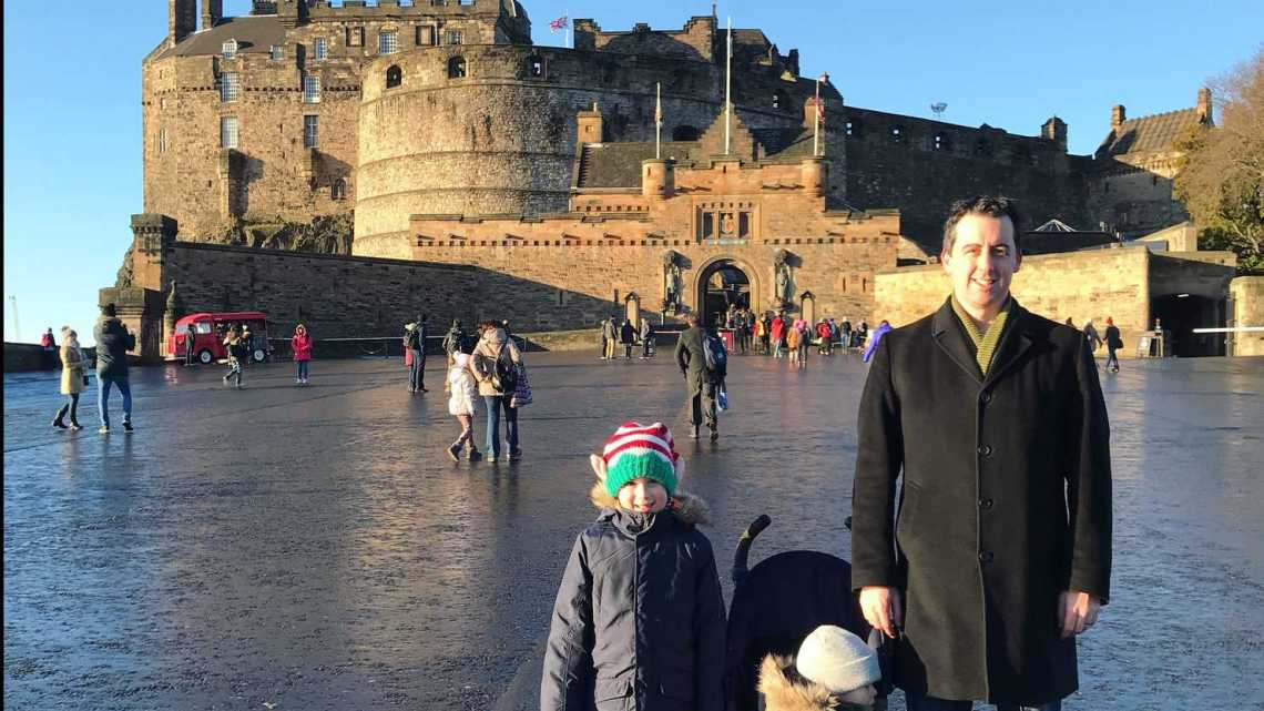 Keeping it local – Our Top 5 Things To Do In Edinburgh With Kids