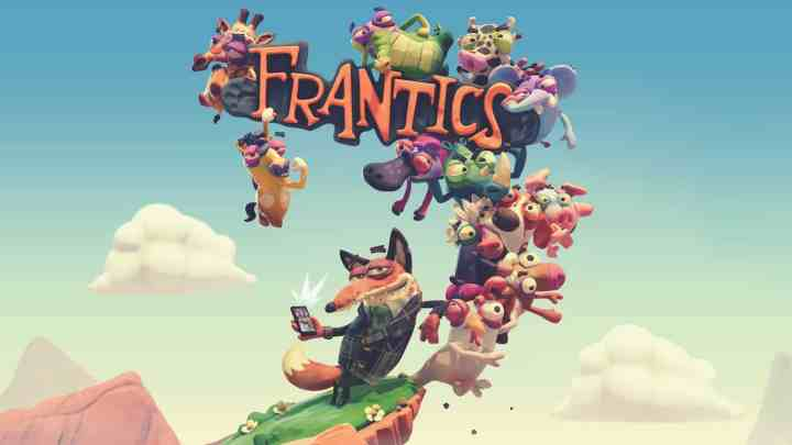 Frantics – a fun new Playlink game for the PS4