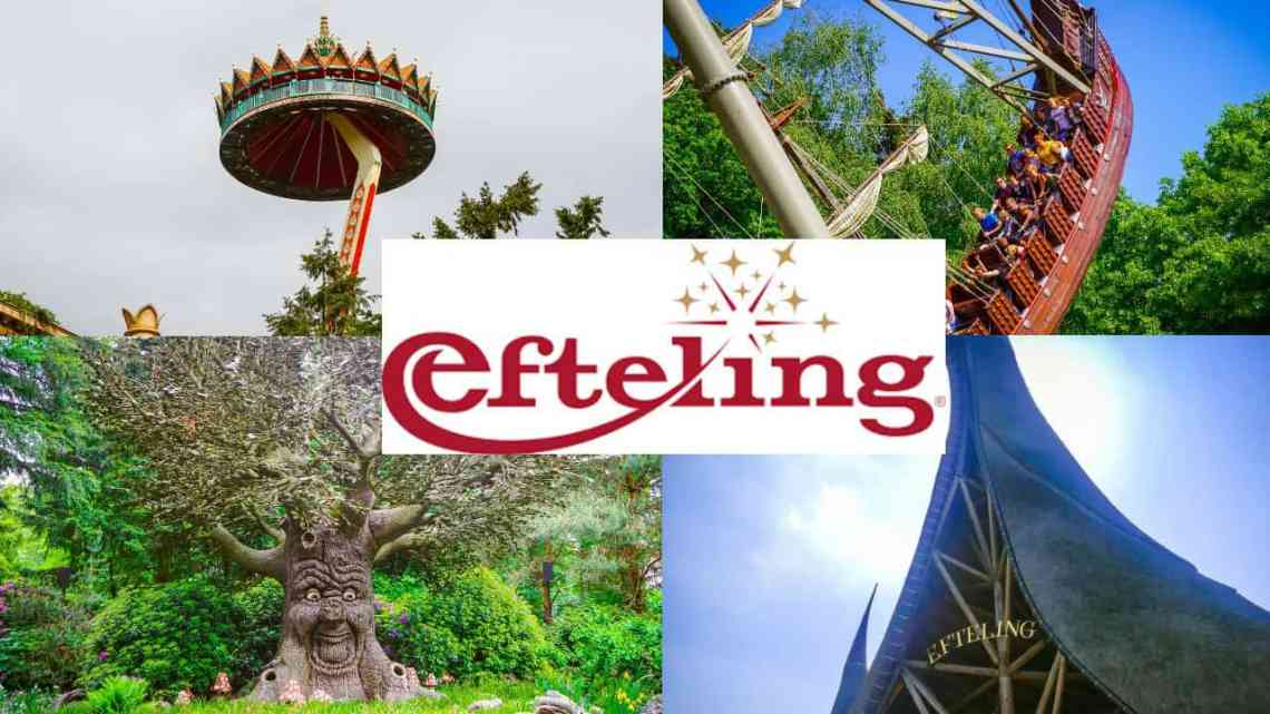 Efteling Theme park – A world of fairy tale magic
