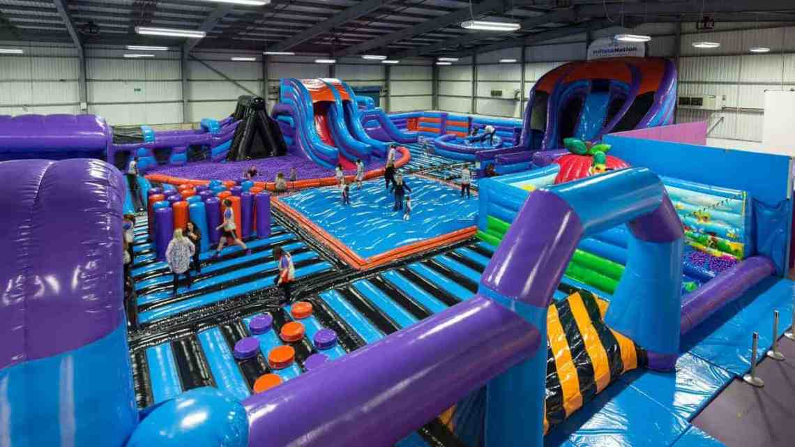 Inflatanation in Manchester – a bouncing good time?