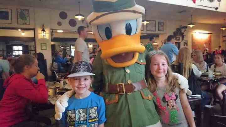 Best Character Dining Opportunities at Walt Disney World
