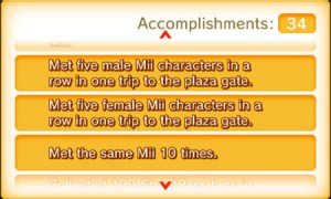Even the 3DS has an achievement system built into its StreetPass app