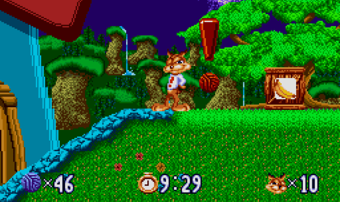"Bubsy The Bobcat - ""Disappointed"""