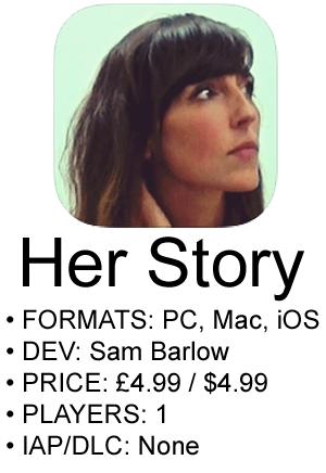 Her story for mac desktop