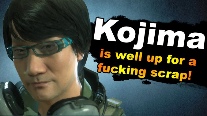 Kojima in Smash