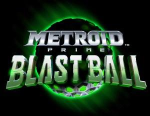 Metroid Prime Blast Ball logo