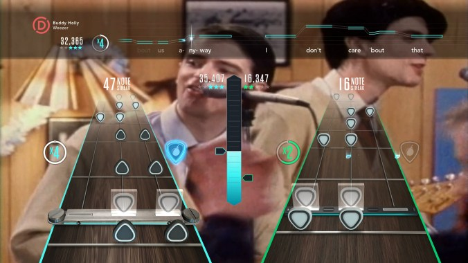 Not even Weezer can make local multiplayer better in Guitar Hero Live