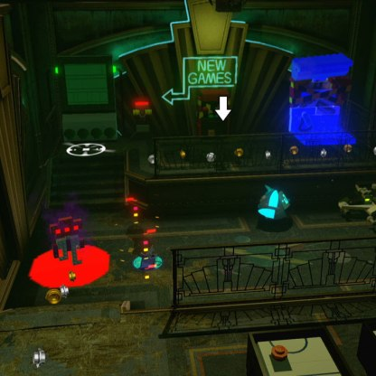 Lego Dimensions Midway Arcade level pack pic 2
