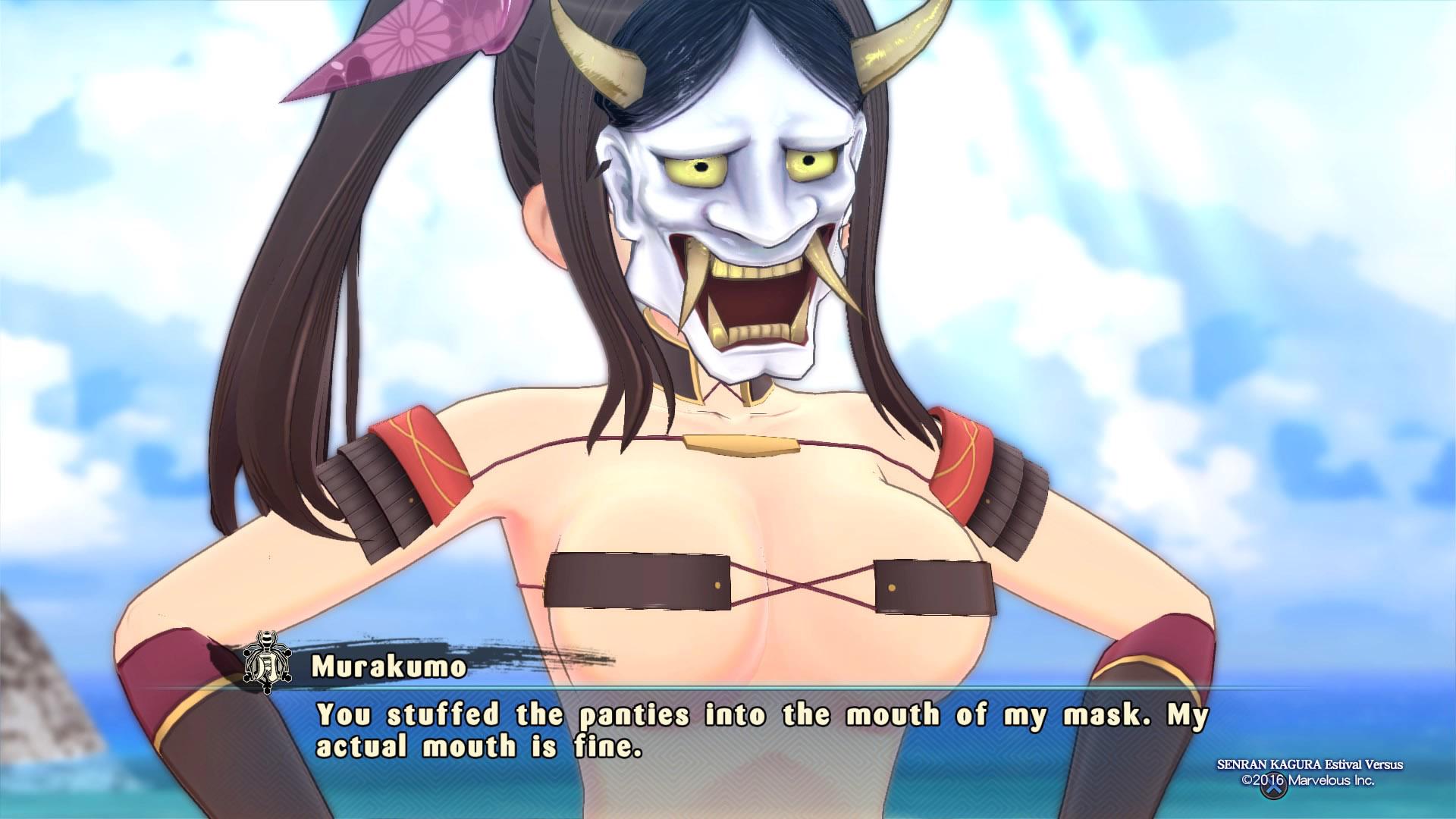 Senran Kagura Estival Versus Ps4 Review Tired Old Hack