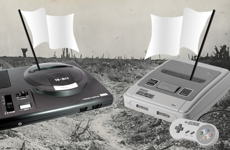 The day the console war stopped