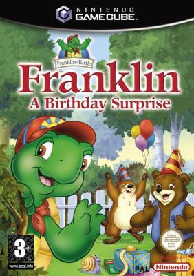 Franklin A Birthday Surprise