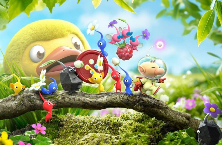 Hey! Pikmin review