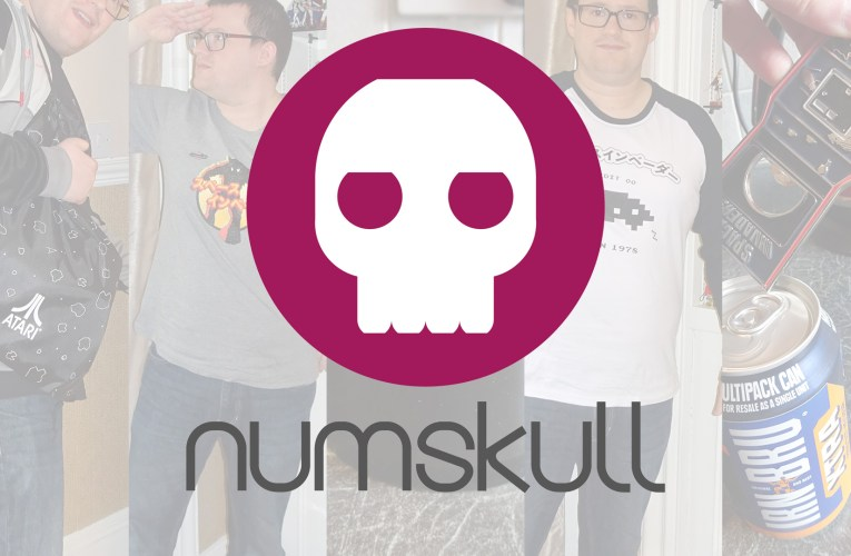 An extremely serious review of Numskull's latest merchandise