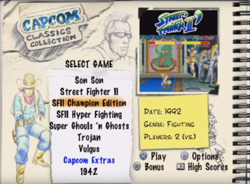 The Complete History Of Street Fighter Tired Old Hack