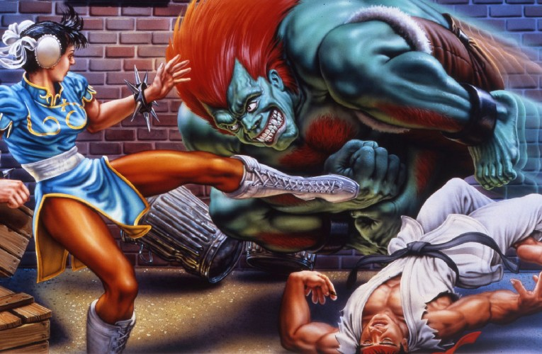 The complete history of Street Fighter