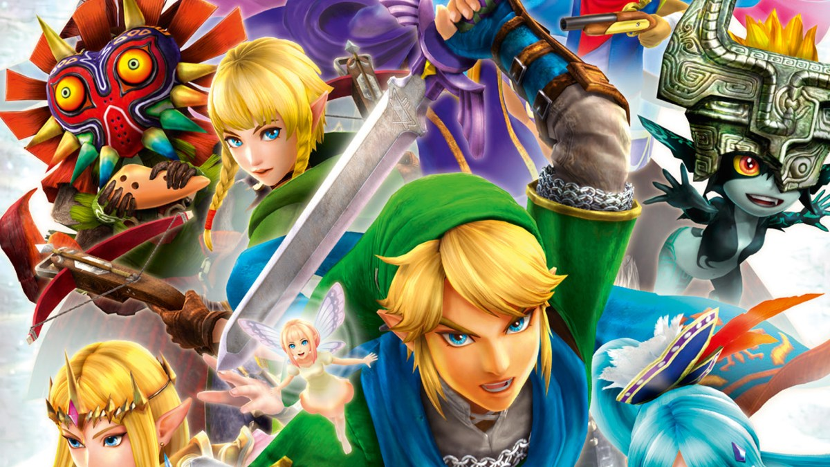 Hyrule Warriors Definitive Edition Switch Review Tired Old Hack