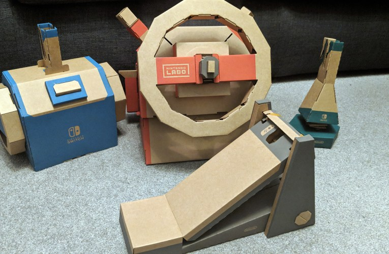Labo Toy-Con 03: Vehicle Kit (Switch) review